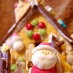 クリスマスケーキ手作りのアイディア オーブンなし、デコレーション