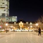 丸の内クリスマスイベント 丸ビルスケートリンク 東京駅周辺ホテル