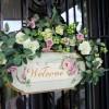 結婚式ウエルカムボードアイデア ブライダル似顔絵や黒板