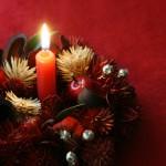 クリスマスリースいつから飾る?作り方簡単なもの、子供と一緒に