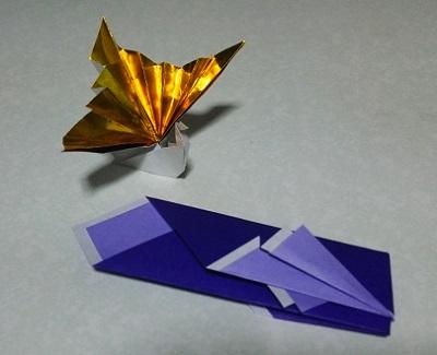ハート 折り紙 箸置き 折り紙 簡単 : pleasantdays.info
