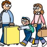 海外旅行スーツケースの大きさ目安と制限、重量について