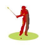 冬のゴルフの注意点 スタート時間は?ボールが飛ばない?
