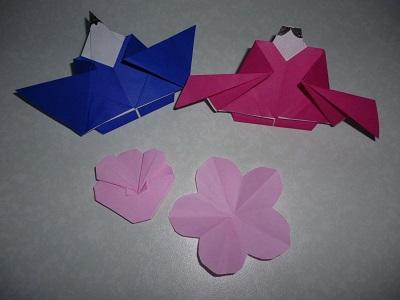 簡単 折り紙 折り紙 桃 : pleasantdays.info