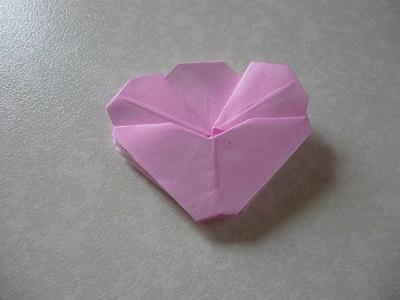 クリスマス 折り紙:桃の花折り紙折り方-pleasantdays.info