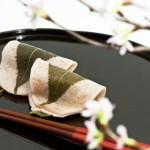 桜餅の関東風レシピをホットプレートで 関東と関西の違いは?