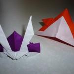 折り紙の兜の折り方や難しい折り方 新聞紙で作って遊べる