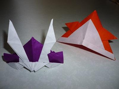 簡単 折り紙:兜の折り方 新聞紙-pleasantdays.info