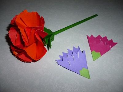 ハート 折り紙 : 折り紙 立体 簡単 : pleasantdays.info