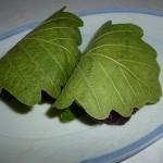 簡単な柏餅の作り方と米粉や葉っぱの種類や違いについて