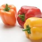 パプリカの夏バテ効果 色による栄養の違いや美味しい料理法