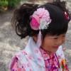 七五三の髪型で3歳女の子は?つけ毛は?日本髪に長さは必要?